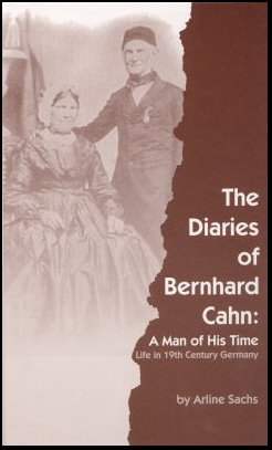 The Diaries of Bernhard Cahn: A Man of His Time