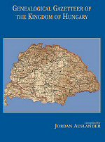 Genealogical Gazetteer of the Kingdom of Hungary