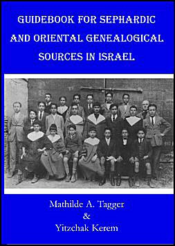 Guidebook for Sephardic and Oriental Genealogical